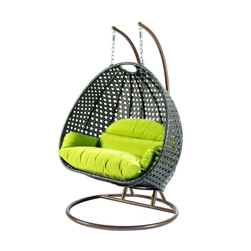 Diseno Double Patio Chair Outdoor, Swinging Chairs Outdoor
